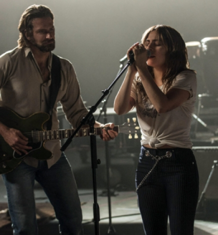 Lady Gaga et Bradley Cooper côte à côte pour le remake « A Star is Born » !