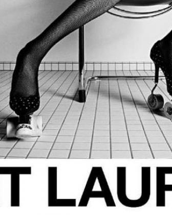 Les talons aiguilles à roulettes d'Yves Saint Laurent