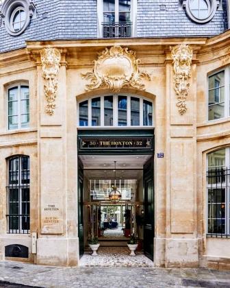 The Hoxton Paris, le nouvel établissement branché de la capitale