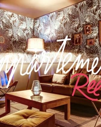 L'appartement Reeve : La fête comme à la maison