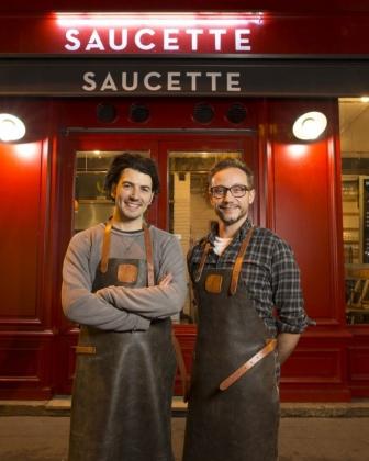 Saucette : un bar à saucisses trendy