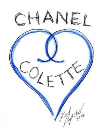Chanel prend ses quartiers chez Colette