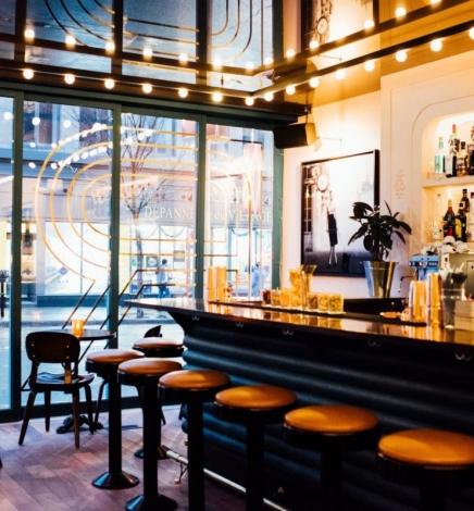 Le Renard Bar, la tanière du cocktail à 6 euros.