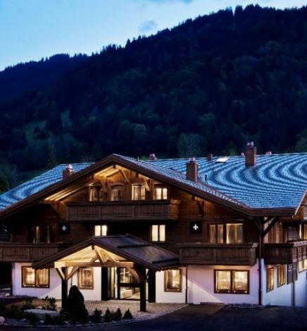 Ultima Gstaad, le nouvel écrin confidentiel et exclusif