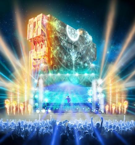Disneyland Paris organise la seconde édition du festival Electroland !