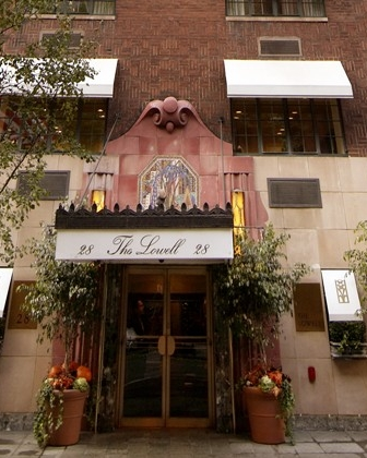 The Lowell Hotel : Retraite dans l'Upper East Side