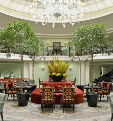 Semaine gastronomique Thaï au Shangri-La Hotel, Paris